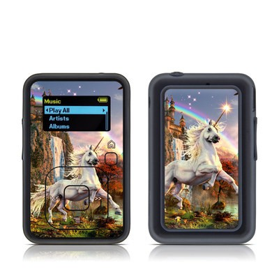 SanDisk Sansa Clip Plus Skin - Evening Star