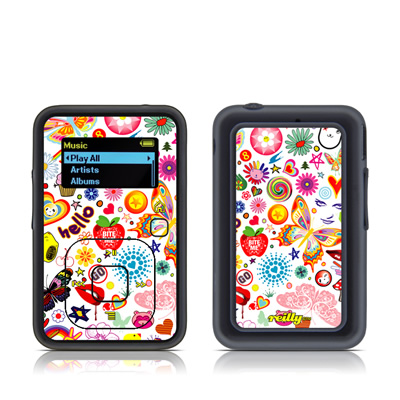 SanDisk Sansa Clip Plus Skin - Eye Candy