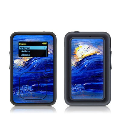 SanDisk Sansa Clip Plus Skin - Feeling Blue