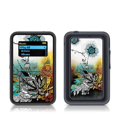 SanDisk Sansa Clip Plus Skin - Frozen Dreams