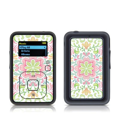 SanDisk Sansa Clip Plus Skin - Honeysuckle