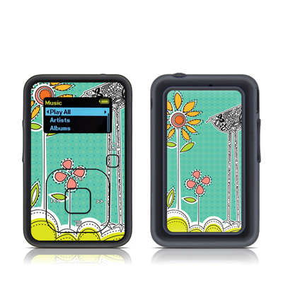 SanDisk Sansa Clip Plus Skin - Little Chicken