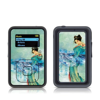 SanDisk Sansa Clip Plus Skin - Magic Wave
