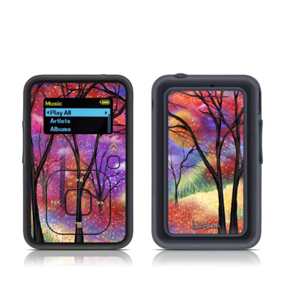 SanDisk Sansa Clip Plus Skin - Moon Meadow