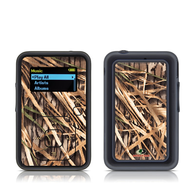 SanDisk Sansa Clip Plus Skin - Shadow Grass