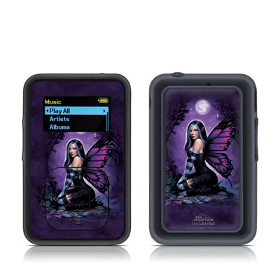 SanDisk Sansa Clip Plus Skin - Night Fairy
