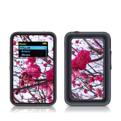 SanDisk Sansa Clip Plus Skin - Spring In Japan