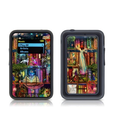 SanDisk Sansa Clip Plus Skin - Treasure Hunt