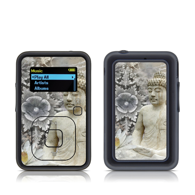 SanDisk Sansa Clip Plus Skin - Winter Peace