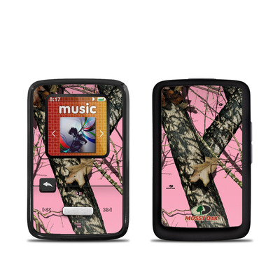 SanDisk Sansa Clip Zip Skin - Break-Up Pink