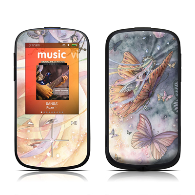 SanDisk Sansa Fuze Plus Skin - You Will Always Be