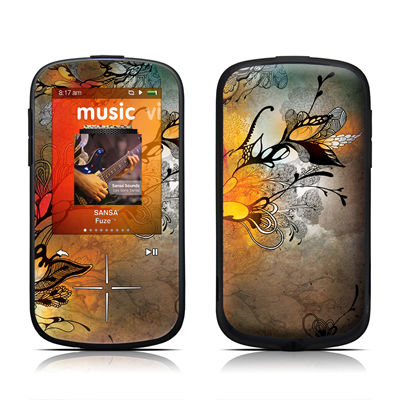 SanDisk Sansa Fuze Plus Skin - Before The Storm