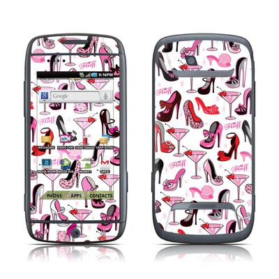 Samsung Sidekick 4G Skin - Burly Q Shoes