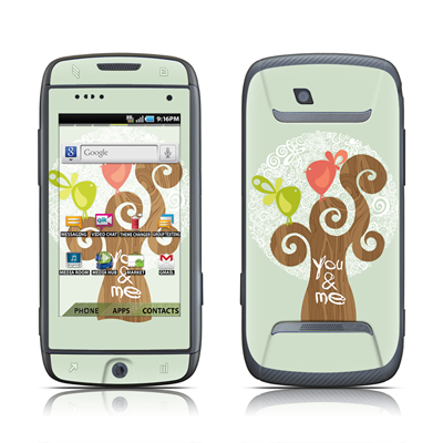 Samsung Sidekick 4G Skin - Two Little Birds