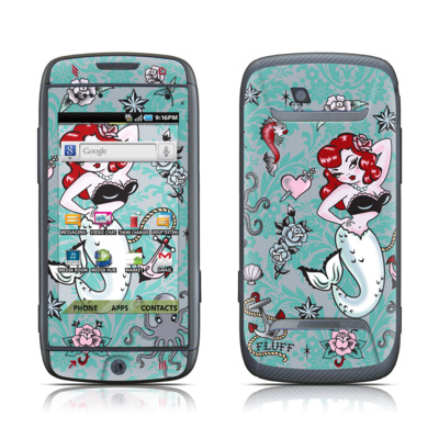 Samsung Sidekick 4G Skin - Molly Mermaid