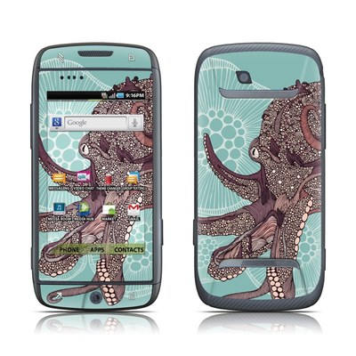 Samsung Sidekick 4G Skin - Octopus Bloom