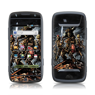 Samsung Sidekick 4G Skin - Pirates Curse