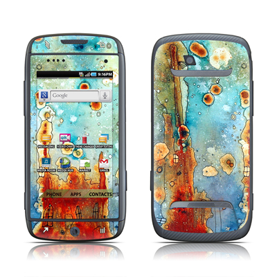 Samsung Sidekick 4G Skin - Underworld