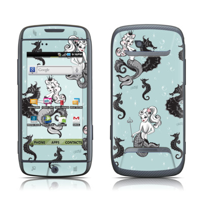 Samsung Sidekick 4G Skin - Vintage Mermaid