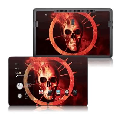Samsung Series 7 11.6 Slate Skin - Blood Ring
