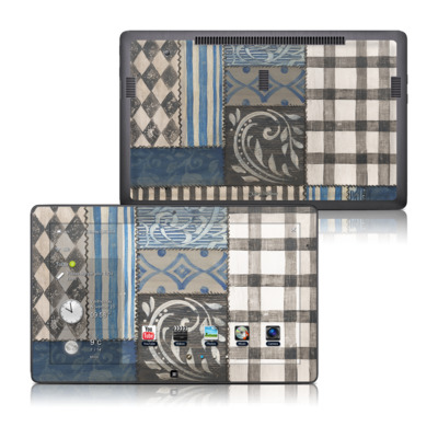 Samsung Series 7 11.6 Slate Skin - Country Chic Blue