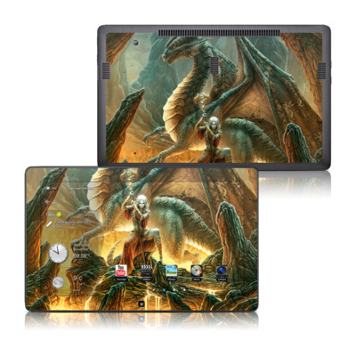 Samsung Series 7 11.6 Slate Skin - Dragon Mage