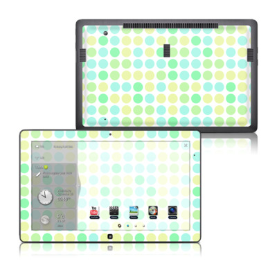 Samsung Series 7 11.6 Slate Skin - Big Dots Mint