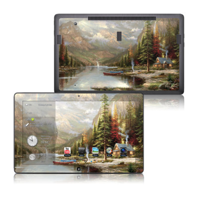 Samsung Series 7 11.6 Slate Skin - Mountain Majesty
