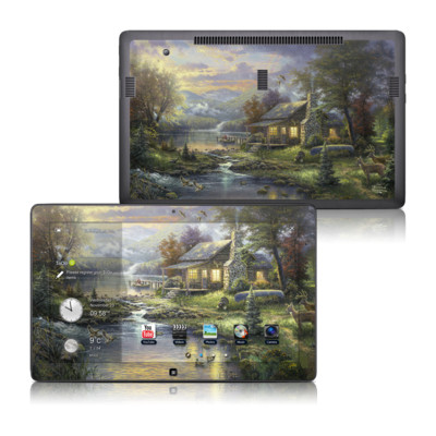 Samsung Series 7 11.6 Slate Skin - Natures Paradise