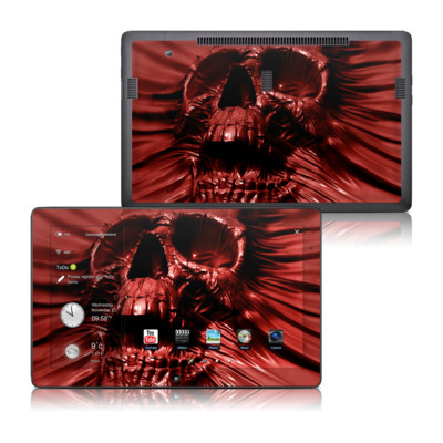 Samsung Series 7 11.6 Slate Skin - Skull Blood