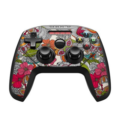 SteelSeries Nimbus Controller Skin - Doodles Color