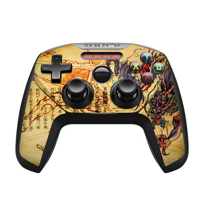 SteelSeries Nimbus Controller Skin - Dragon Legend