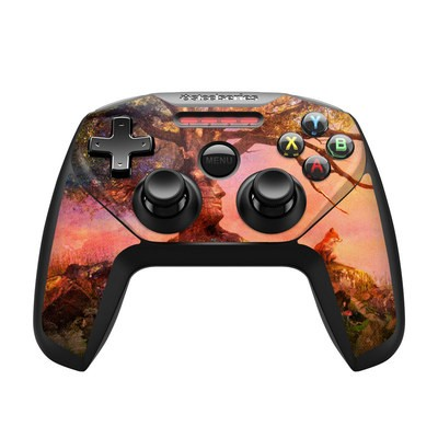 SteelSeries Nimbus Controller Skin - Fox Sunset