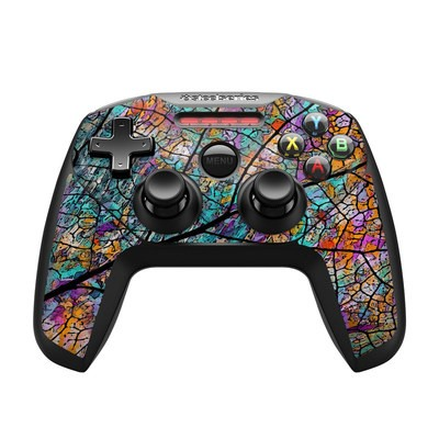 SteelSeries Nimbus Controller Skin - Stained Aspen