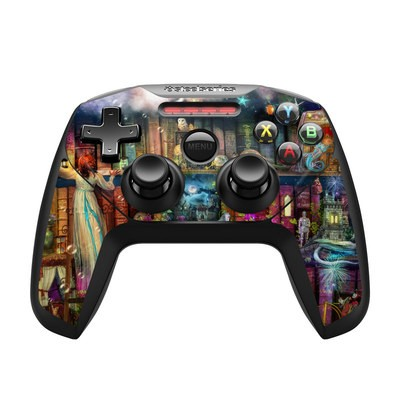 SteelSeries Nimbus Controller Skin - Treasure Hunt