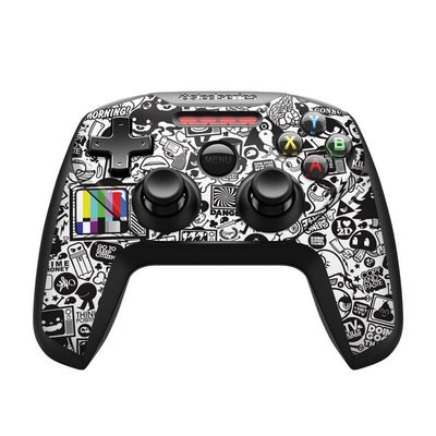 SteelSeries Nimbus Controller Skin - TV Kills Everything