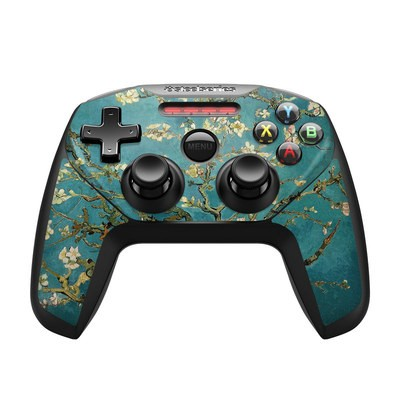 SteelSeries Nimbus Controller Skin - Blossoming Almond Tree