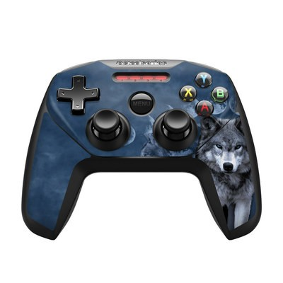 SteelSeries Nimbus Controller Skin - Wolf Cycle