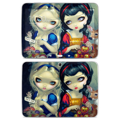 Samsung Galaxy Tab 3 10-1 Skin - Alice & Snow White
