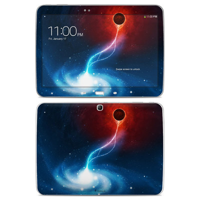 Samsung Galaxy Tab 3 10-1 Skin - Black Hole