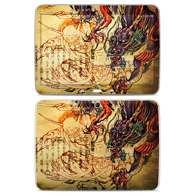 Samsung Galaxy Tab 3 10-1 Skin - Dragon Legend