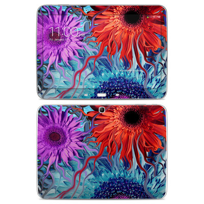 Samsung Galaxy Tab 3 10-1 Skin - Deep Water Daisy Dance