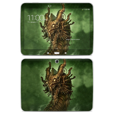 Samsung Galaxy Tab 3 10-1 Skin - Steampunk Dragon