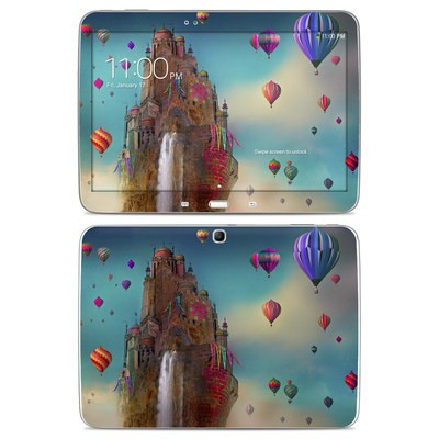 Samsung Galaxy Tab 3 10-1 Skin - The Festival