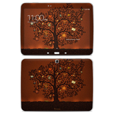 Samsung Galaxy Tab 3 10-1 Skin - Tree Of Books