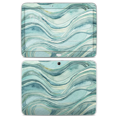 Samsung Galaxy Tab 3 10-1 Skin - Waves