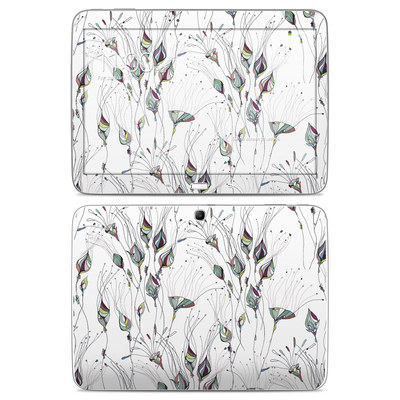 Samsung Galaxy Tab 3 10-1 Skin - Wildflowers