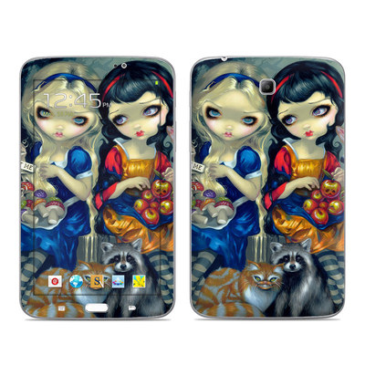 Samsung Galaxy Tab 3 7in Skin - Alice & Snow White