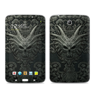 Samsung Galaxy Tab 3 7in Skin - Black Book