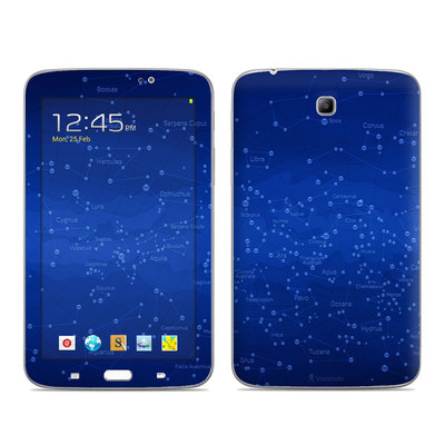 Samsung Galaxy Tab 3 7in Skin - Constellations